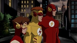 Heroes: The DC Animated Universe (4 of 4)
