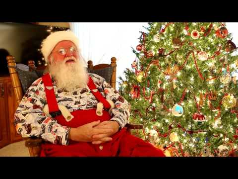 An Interview With Santa- Topeka Capital-Journal