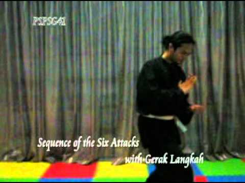 The Art of Silat Cakak Asli Brunei PSPSG41