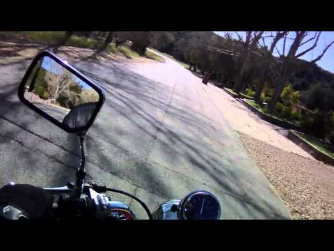 First full day on Motorcycle, Malibu (Part 2)
