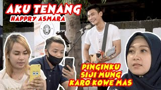 Download AKU TENANG (COVER LIRIK) BY TRI SUAKA