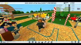 THIS IS GOING TO BE A SIERIES [Roblox Theme Park Tycoon 2 ep 3