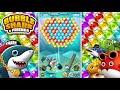 [mobile game] Bubble Shark & Friends
