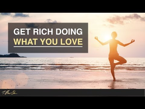 The Simple Truth About Getting Rich Doing What You Love — T. Harv Eker
