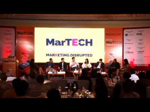 NASSCOM MarTech Confluence 2015: Session II: Live Consumers Perspective