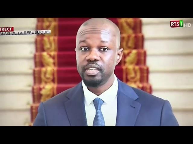Covid-19 Ousmane Sonko reçu par le président Macky Sall