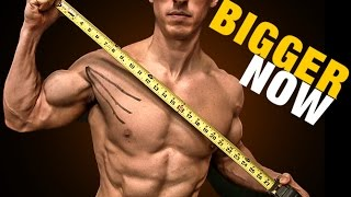 Bigger Looking Chest in 3 Steps (NO LIFTING!)