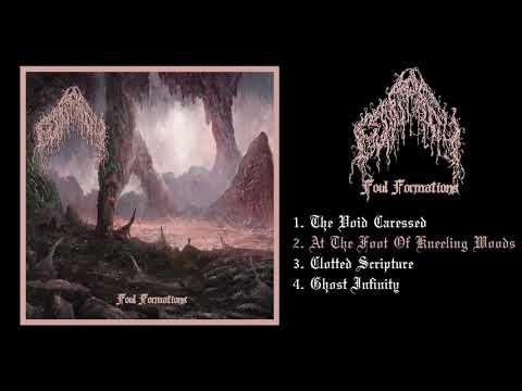 Conjureth - Foul Formations [full album]