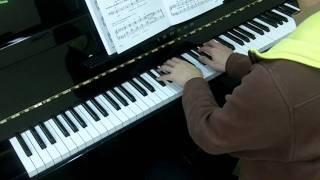 Bastien Piano Basics Level 4 Piano No.41 The Streets of Laredo (P.39)