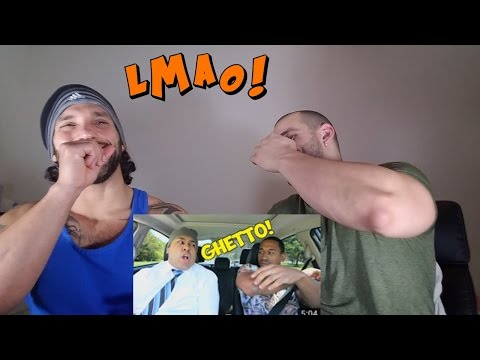 GHETTO DRIVER'S INSTRUCTOR [reaction]