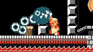 Super Mario Maker - Extremely Hard Japanese Level #2
