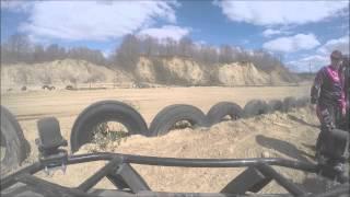 Bundy Hill Off-Road Park with my 2007 Honda Rincon 680 ATV