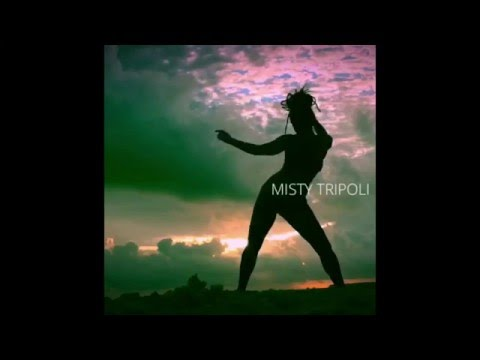 MISTY TRIPOLI creating GROOVE DANCE ART