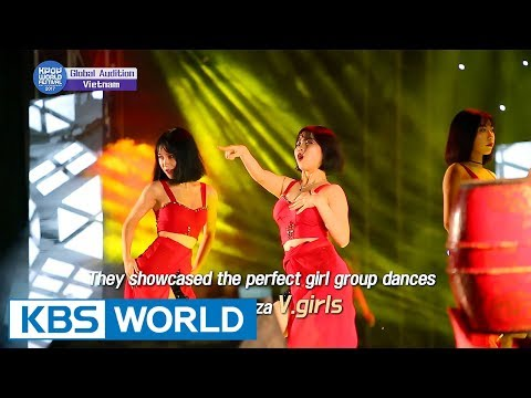 2017 KWF Global Audition Documentary : Ep.1 - Vietnam [ENG/2017.08.18]