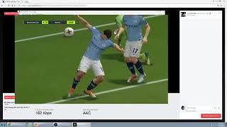 Manchester City vs Chelsea 3:0 FiFa online 4 (FO4)