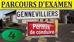 PARCOURS EXAMEN GENNEVILLIERS  AVEC ÉLÈVE #4