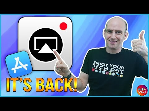 New IPhone Screen Recorder: Everycord Is Back... IN THE APP STORE!