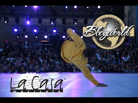 OBC vs ZAMES CREW | 1/4 FINAL | PERPIGNAN BLOCK PARTY 2016
