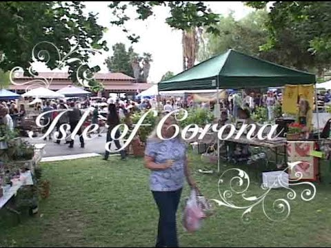 Isle of Corona - Antiques Faire
