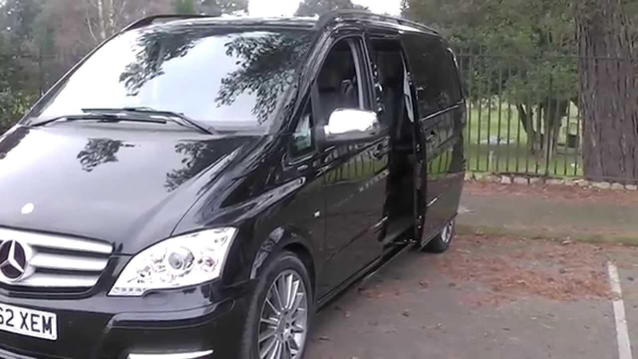 mercedes viano 3 0cdi v6 avantgarde long auto www promotors co uk 29 995 youtube. Black Bedroom Furniture Sets. Home Design Ideas