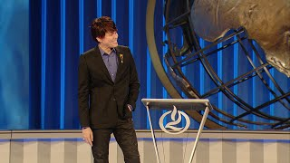 Joseph Prince - The Now Message—'The Lord Our Righteousness' (Live @ Lakewood Church) - 15 Nov 15