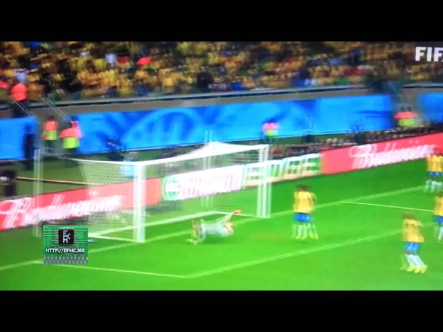 Goles de Alemania a Brasil a la Rammstein