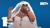 """Lizzo Proves She's 100% That B***h In """"Truth Hurts"""" Performance!BET Awards 2019"""