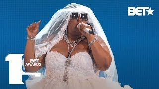 """Lizzo Proves She's 100% That B***h In """"truth Hurts"""" Performance!   Bet Awards 2019"""