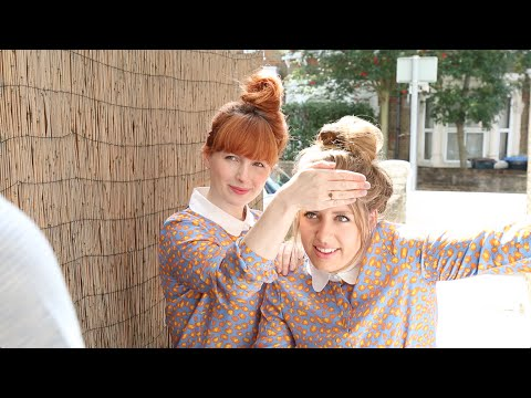 Twins - Neighbours - James & Alice Comedy