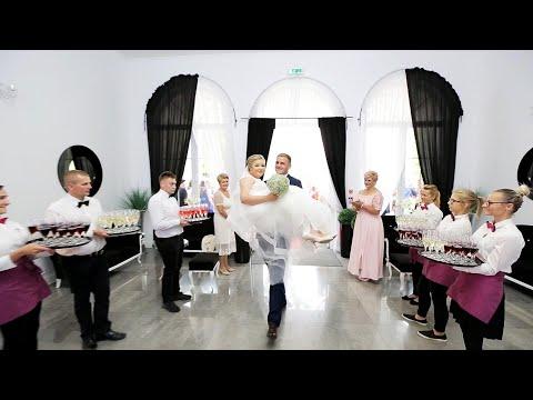 TELEDYSK ŚLUBNY / MONIKA & PIOTR / WILLA EMILIANÓW