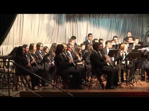 La Union Musical de Agost interpretando El Arca de Noe parte1 de Oscar Navarro