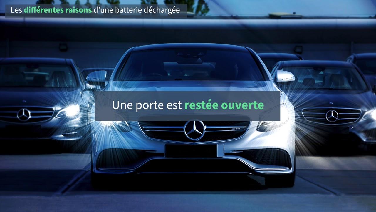 Batterie à plat : le top 3 des causes - Blog - MonMécanicien.fr