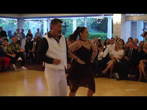 Dancing with the Celebrities 2017: Dave Miller & Susan Cole