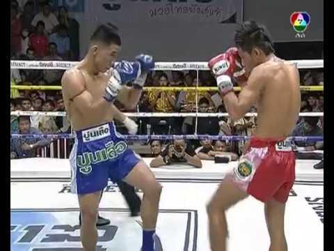 คลิปมวยไทย7สี 14 ต ค 55 ก้องเกียรติ ท พราน 49 vs วีรชน ท เทพสุทิน