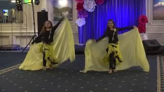 Дуэт школы танцев «Фейруз»   Кряскова Елизавета и Нурова Анастасия