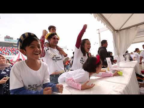 Berjuta Kebahagiaan Bersama XPANDER – Tons of Real Happiness | Makassar