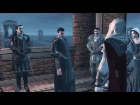 Assassins Creed 2  Ezio becomes an Assassin HD