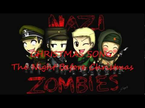 nazi zombie christmas song THE NIGHT BEFORE CHRISTMAS