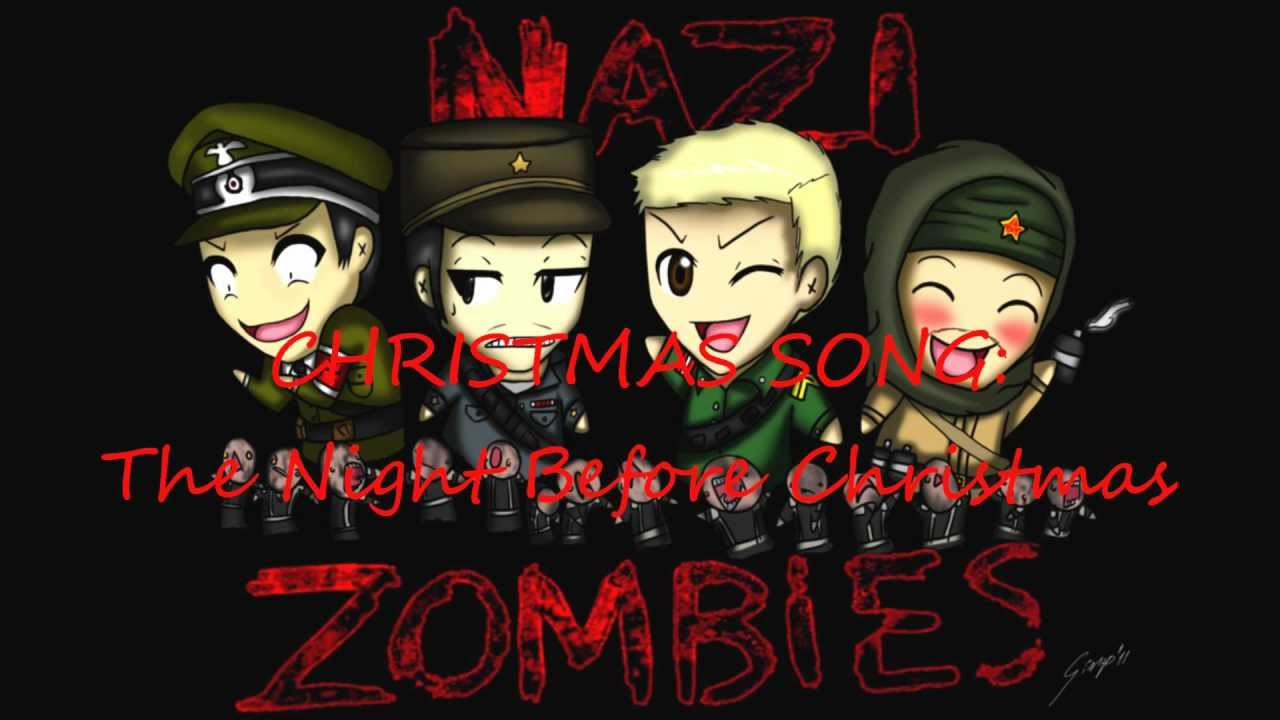 nazi zombie christmas song THE NIGHT BEFORE CHRISTMAS - YouTube