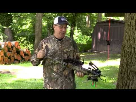 Crossbow Safety Hunting Tech Tip