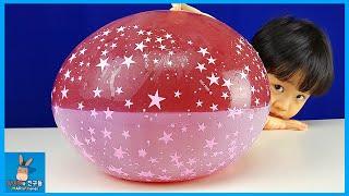 1000배 큰 초거대 젤리 탱탱볼 만들기 도전! 젤리가 탱탱볼 되다 ♡ DIY How To Make a Jelly Bouncy Ball | 말이야와친구들 MariAndFriends