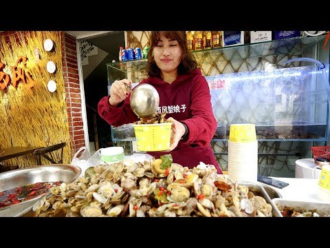AUTHENTIC Chinese STREET FOOD Tour In Pingjiang Road + Canal Boat Ride   Suzhou, China