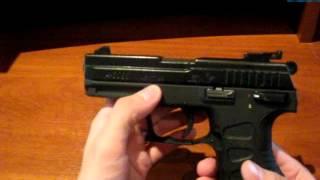 Обзор пневматического пистолета,- SKIF - A-3000..avi