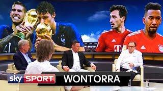 Bayern holt Hernandez - Sind 80 Millionen zu viel? | Wontorra – der o2 Fußball-Talk | Sky Sport HD
