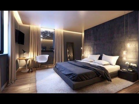 décoration chambre a coucher faux plafond 2020 plâtre - YouTube
