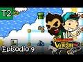 Jugando con la Versh - T2, E9: Super Mario Bros. 3 - Parte 3