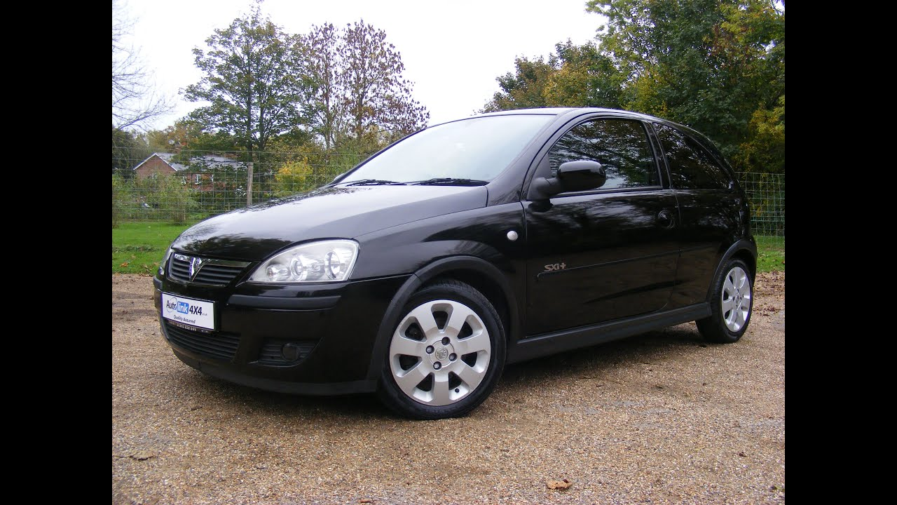 2005 vauxhall corsa 1 3 cdti sxi diesel for sale in kent youtube. Black Bedroom Furniture Sets. Home Design Ideas