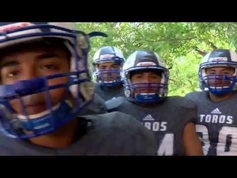 Cigarroa H.S. 2016 Toro Football