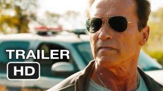 The Last Stand TRAILER (2012) Arnold Schwarzenegger Movie HD
