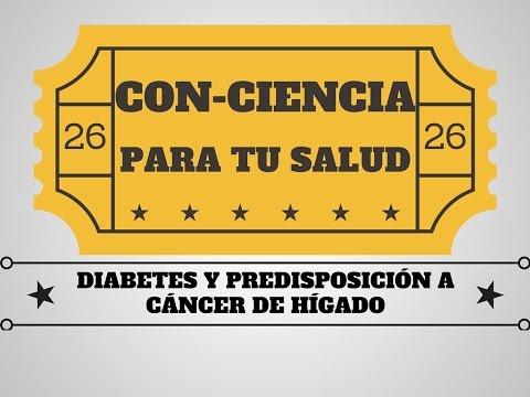Diabetes  y su predisposición al cáncer de hígado